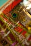 Bildhand som målas med aquarellen Fotografering för Bildbyråer