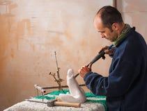 Bildhauer Lizenzfreies Stockfoto