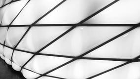 Bildhauerische Lichter Stockbilder