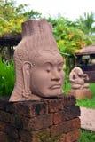 Bildkopf von Buddha Lizenzfreie Stockfotos