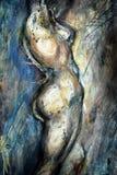Bildliche Malerei Lizenzfreie Abbildung