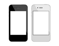 Bildschirm- smartphone Stockfotos