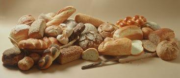 Bildschirmanzeige des Bäckers Lizenzfreies Stockfoto