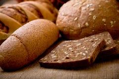 Bildschirmanzeige des Brotes Stockbilder