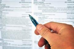 Bildung in der Codemitteilung lizenzfreies stockbild
