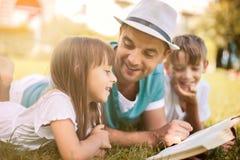 Bildung, Familienkonzept stockfoto