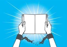 Bildung gibt frei Lizenzfreie Stockbilder
