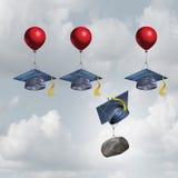 Bildungs-Herausforderung Stockbild