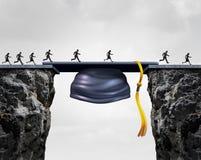 Bildungs-Karriere-Gelegenheiten lizenzfreie abbildung