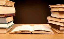 Bildungsbücher Lizenzfreie Stockbilder