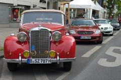 bilen mercedes för benz 170 skrivar Royaltyfri Foto