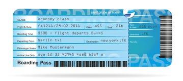 Bilet Obrazy Royalty Free