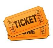bilet Obrazy Stock