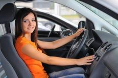 Bilförsäljningar royaltyfria bilder
