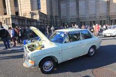 Bilfestival för 2015 klassiker i Tokyo Arkivfoton