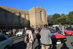 Bilfestival för 2015 klassiker i Tokyo Royaltyfria Bilder
