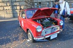 Bilfestival för 2015 klassiker i Tokyo Arkivbild