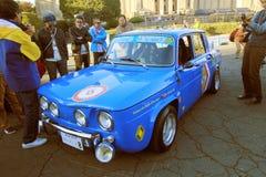 Bilfestival för 2015 klassiker i Tokyo Royaltyfria Foton