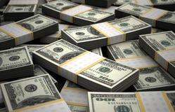 Bilhão dólares Imagens de Stock