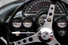 bilhjul Royaltyfria Bilder