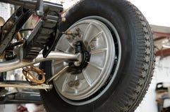 bilhjul Royaltyfria Foton