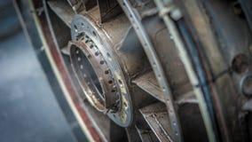 Bilhjul Axle Suspension Vehicle System Photo royaltyfri bild