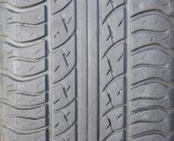 bilhjul Rubber gummihjul Sommargummiuppsättning för bilen W Arkivbilder