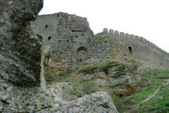 Bilhorod-Dnistrovskyifestung ist ein historisches und Architekturmonument von XIV Jahrhunderten Land Ukraine Lizenzfreies Stockbild