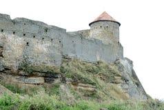 Bilhorod-Dnistrovskyifestung ist ein historisches und Architekturmonument von XIV Jahrhunderten Land Ukraine Lizenzfreies Stockfoto