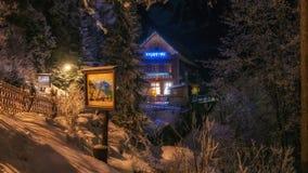 Bilikova Chata, высокое Tatras, Словакия Стоковые Изображения
