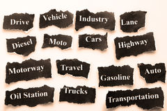 Bilindustri Arkivbilder