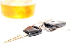 bilirländare keys whiskey arkivbild