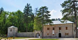 Biljarda - Cetinje - Montenegro royalty-vrije stock foto