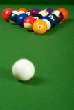 Biljart van Pool Royalty-vrije Stock Afbeelding