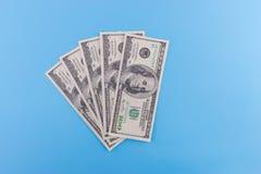 bill $ 100 Zdjęcie Stock