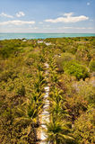 Bill Baggs Cape Florida Park Stock Photography