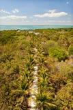 Bill Baggs het Park van Florida van de Kaap stock fotografie
