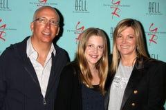 Bill Bell, Maria Bell lizenzfreie stockfotos