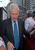 Bill Clinton Photographie stock libre de droits