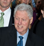 Bill Clinton Stock Photo