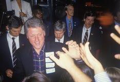 Bill Clinton Стоковые Изображения