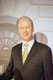 Bill Clinton wosku postać Zdjęcie Stock