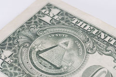Bill de dollar Image libre de droits