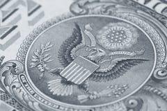 Bill del dólar Foto de archivo libre de regalías