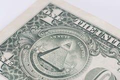 Bill del dollaro Immagine Stock Libera da Diritti