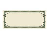 Bill dollar print seal  icon Royalty Free Stock Image
