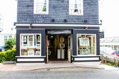 Bill Evaul Studios & Gallery, Provincetown, MA. Royalty Free Stock Photos
