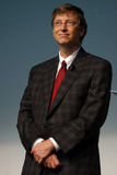 Bill Gates Stockfoto