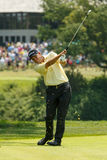 Bill Haas at the Memorial Tournament Royalty Free Stock Photography