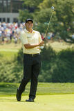Bill Haas at the Memorial Tournament Royalty Free Stock Photos